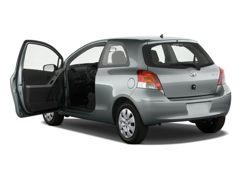 Slide 1 of 25: 2009 Toyota Yaris