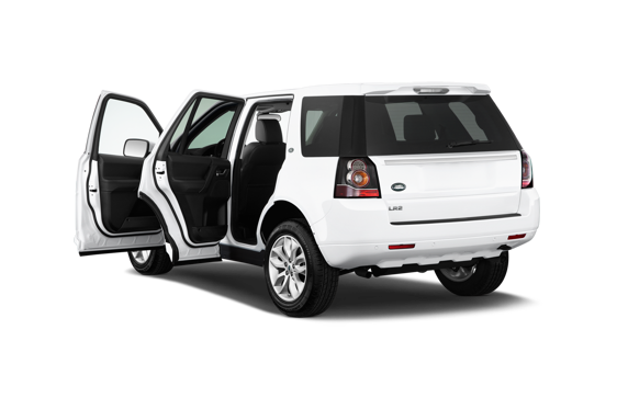 Slide 2 of 25: 2014 Land Rover Freelander 2