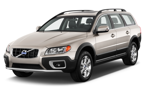 Slide 1 of 25: 2012 Volvo XC70