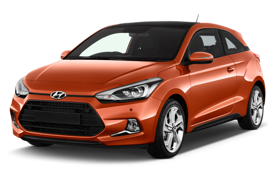 Slide 1 of 14: 2015 Hyundai i20 Coupe