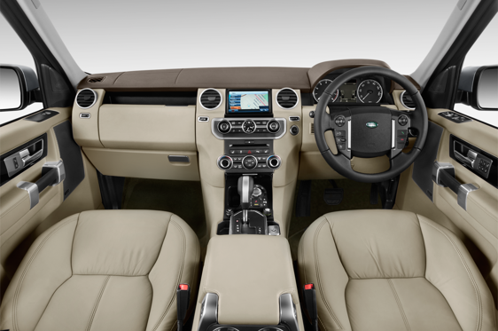 Slide 1 of 11: 2014 Land Rover Discovery