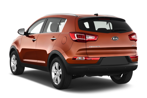 Slide 2 of 14: 2010 KIA Sportage