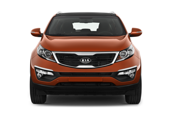 Slide 3 of 14: 2010 KIA Sportage