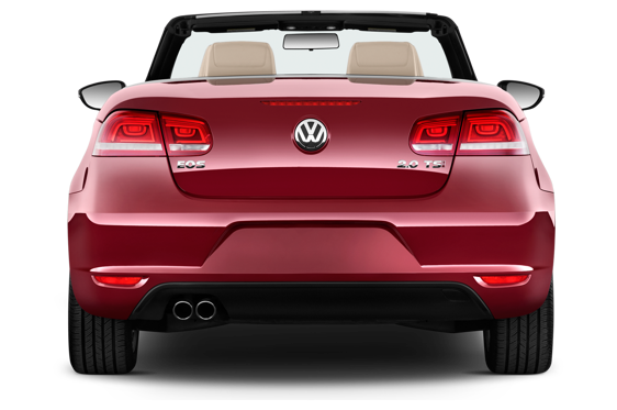Slide 2 of 25: 2013 Volkswagen Eos