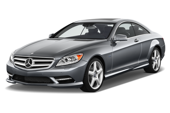 Slide 1 of 14: 2011 Mercedes-Benz CL-Class