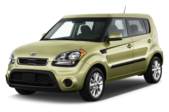 Slide 1 of 14: 2012 KIA Soul