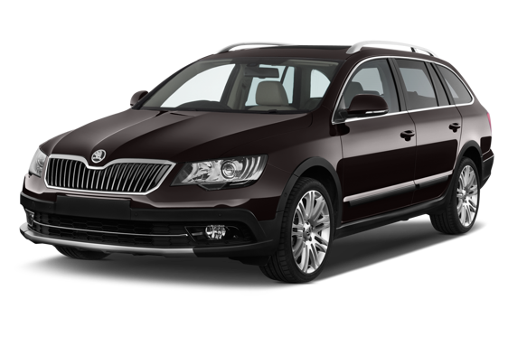 Slide 1 of 25: 2014 Skoda Superb
