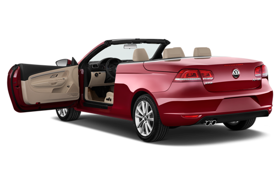 Slide 1 of 25: 2013 Volkswagen Eos