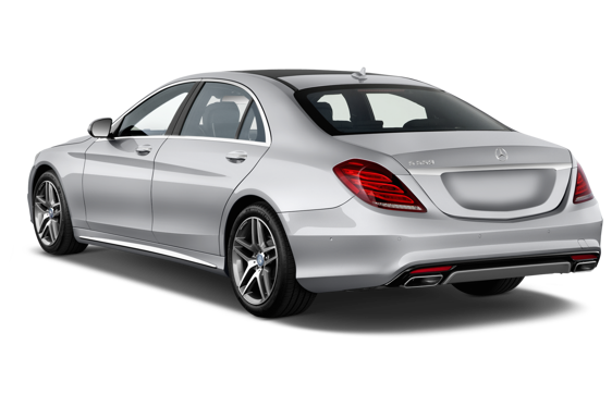 Slide 2 of 14: 2016 Mercedes-Benz S-Class
