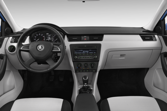 Slide 1 of 11: 2014 Skoda Rapid