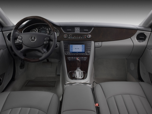 Slide 1 of 11: 2008 Mercedes-Benz CLS-class