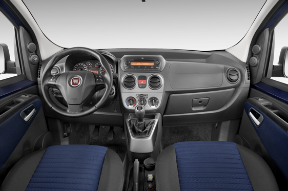 Slide 1 of 25: 2011 Fiat Qubo