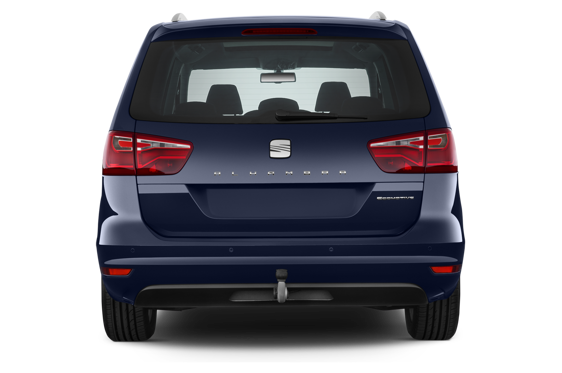 Slide 1 of 25: 2014 SEAT Alhambra