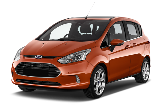 Slide 1 of 14: 2012 Ford B-Max