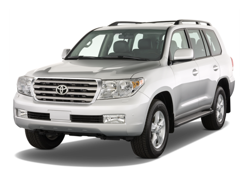 Slide 1 of 14: 2008 Toyota Landcruiser