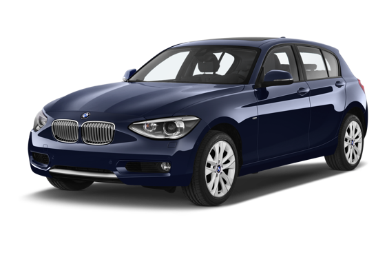 Slide 1 of 14: 2014 BMW 1 Series