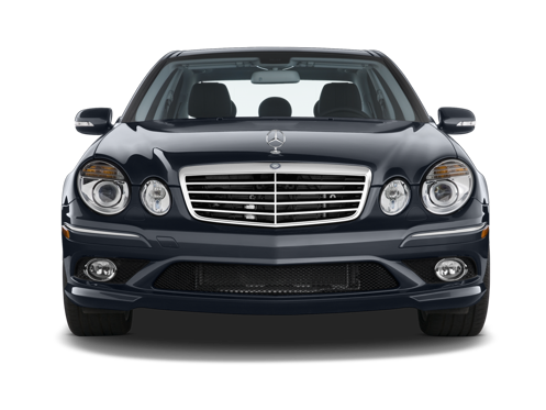 Slide 1 of 25: 2009 Mercedes-Benz E-Class
