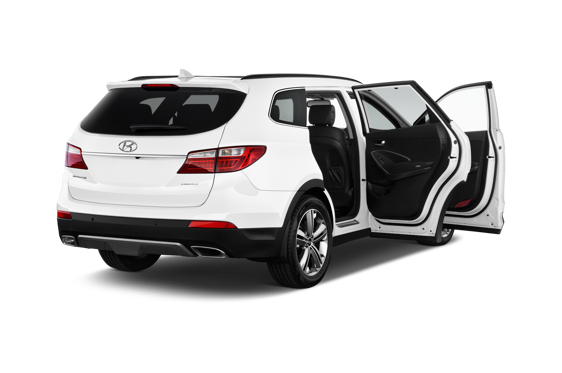Slide 1 of 24: 2015 Hyundai Santa Fe