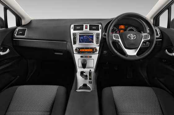 Slide 1 of 11: 2012 Toyota Avensis