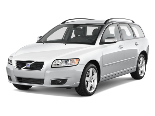 Slide 1 of 14: 2011 Volvo V50