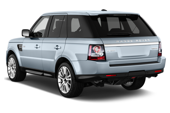 Slide 2 of 14: 2013 Land Rover Range Rover Sport