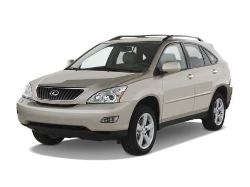 Slide 1 of 14: 2009 Lexus RX