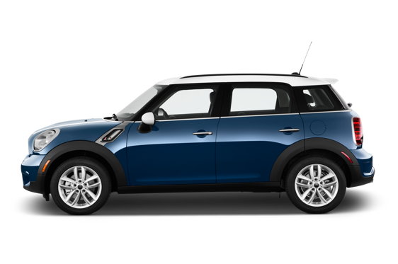 Slide 1 of 24: 2011 MINI COUNTRYMAN