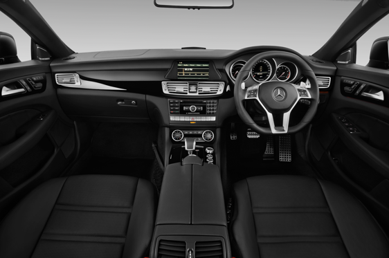 Slide 1 of 11: 2013 Mercedes-Benz CLS-class