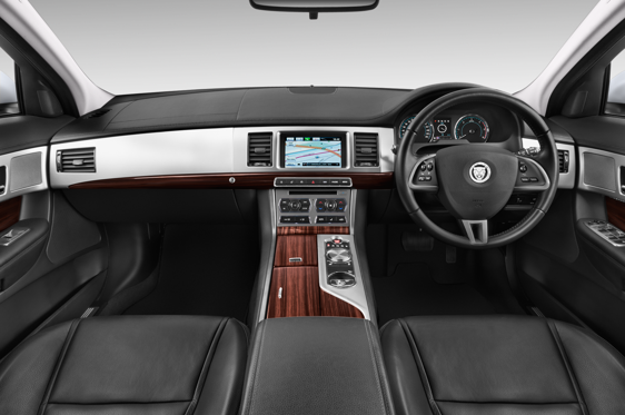 Slide 1 of 25: 2015 Jaguar XF