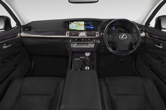 Slide 1 of 11: 2014 Lexus LS