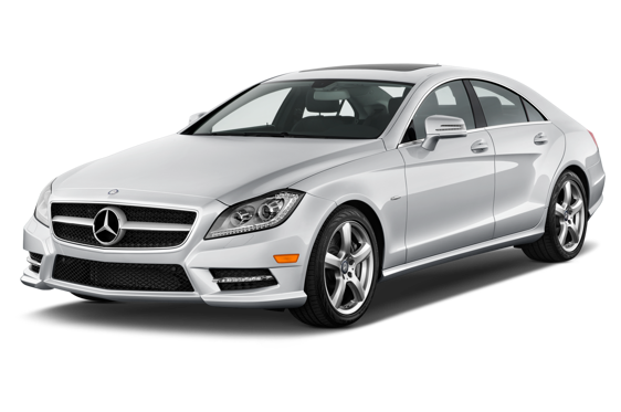 Slide 1 of 14: 2013 Mercedes-Benz CLS-class