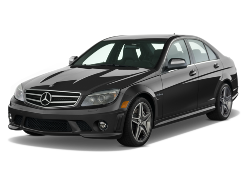 Slide 1 of 14: 2009 Mercedes-Benz C-class