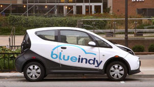 How Indy Is Betting on Electric Car Sharing