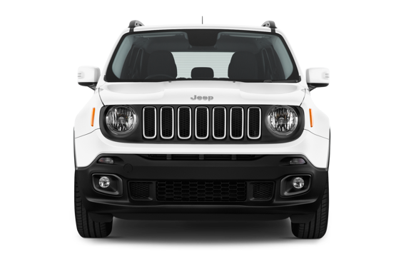 Slide 1 of 25: 2016 Jeep Renegade