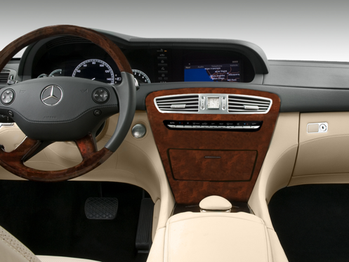 Slide 1 of 25: 2009 Mercedes-Benz CL-class