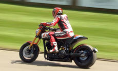 Arch Motorcycles at Goodwood