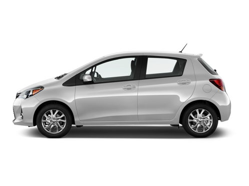 Slide 2 of 12: 2015 Toyota Yaris