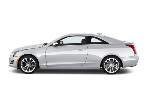 Slide 1 of 17: 2016 Cadillac ATS Coupe