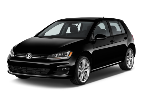Slide 1 of 10: 2014 Volkswagen Golf