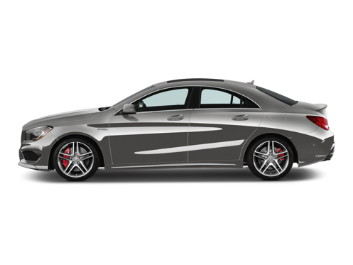 Slide 1 of 15: 2015 Mercedes-Benz CLA-Class