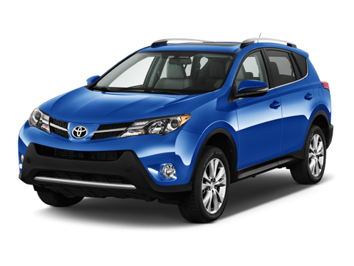 Slide 1 of 17: 2015 Toyota RAV4