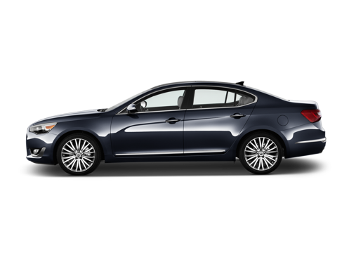 Slide 1 of 12: 2015 Kia Cadenza
