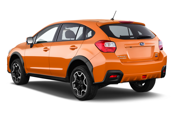 Slide 2 of 14: 2014 Subaru XV