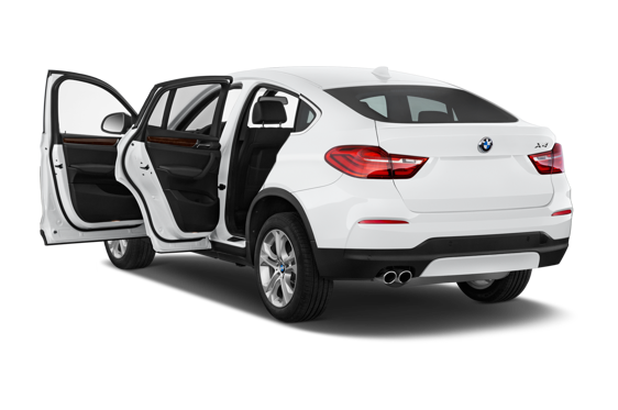 Slide 1 of 23: 2016 BMW X4