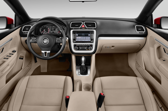 Slide 1 of 11: 2013 Volkswagen Eos