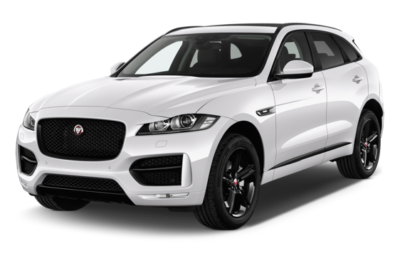 Slide 1 of 14: 2017 Jaguar F-PACE