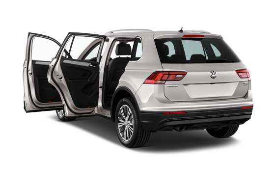 Slide 1 of 24: 2017 Volkswagen Tiguan