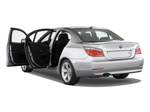 Slide 1 of 24: 2009 BMW 5 Series