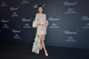 Kendall Jenner attends the Chopard Party at Port Canto during the 69th annual Cannes Film Festival on May 16, 2016 in Cannes, France