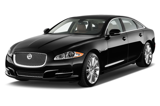 Slide 1 of 14: 2011 Jaguar XJ